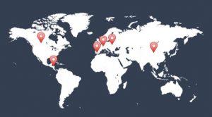 EANR around the world