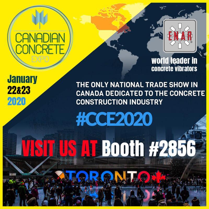 canadian concrete expo ENARCO
