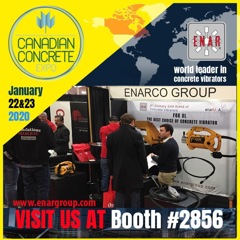 Canadian Concrete Expo. ENAR 2020