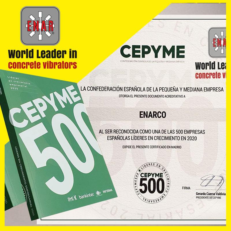 cepyme500ENARCO